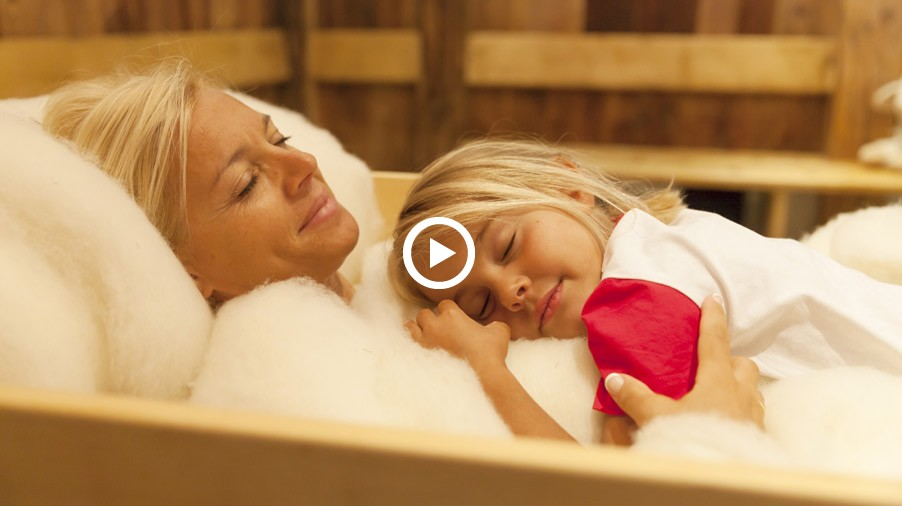 Video: Wellness am Bauernhof
