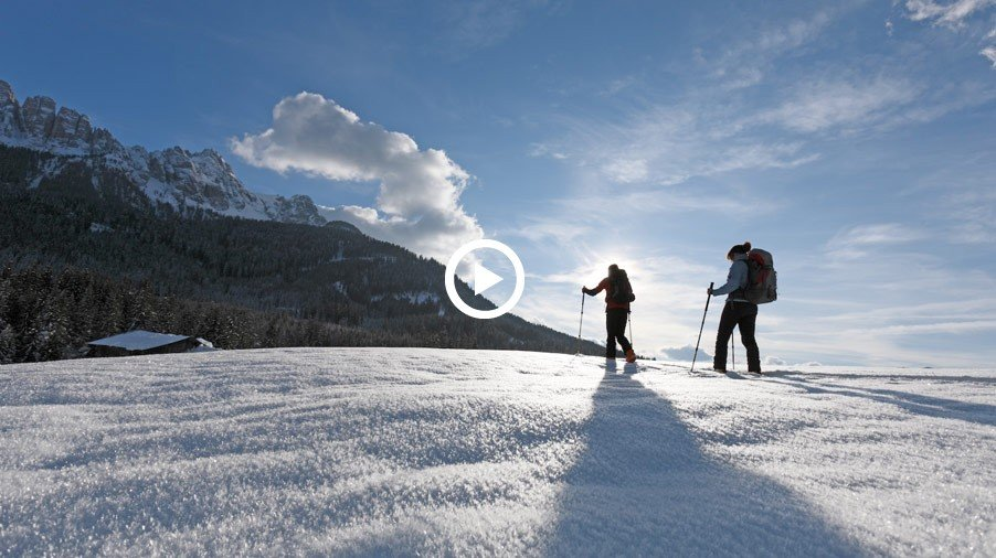 Video: Winterurlaub in Südtirol am Bauernhof