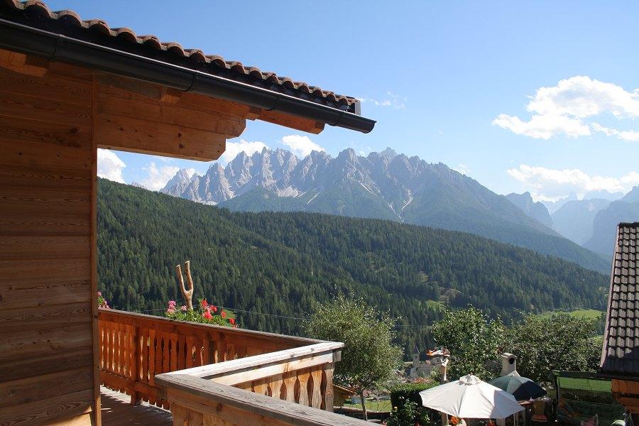 Oberstauder - Toblach - Urlaub auf dem Bauernhof - Dolomiten