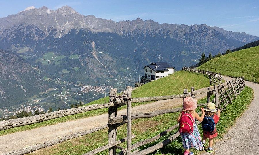 Hütterhof - Algund - Urlaub auf dem Bauernhof - Meran und Umgebung
