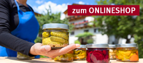 Online Shop - Roter Hahn