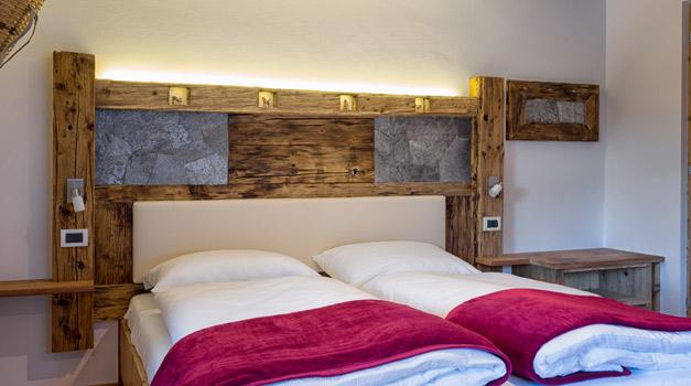 Urlaub auf dem Bauernhof mit Ferienwohnungen in Südtirol - Roter Hahn