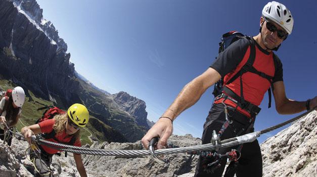 Klettersteig Dolomiten : Klettersteige in südtirol und dolomiten u urlaub auf dem bauernhof